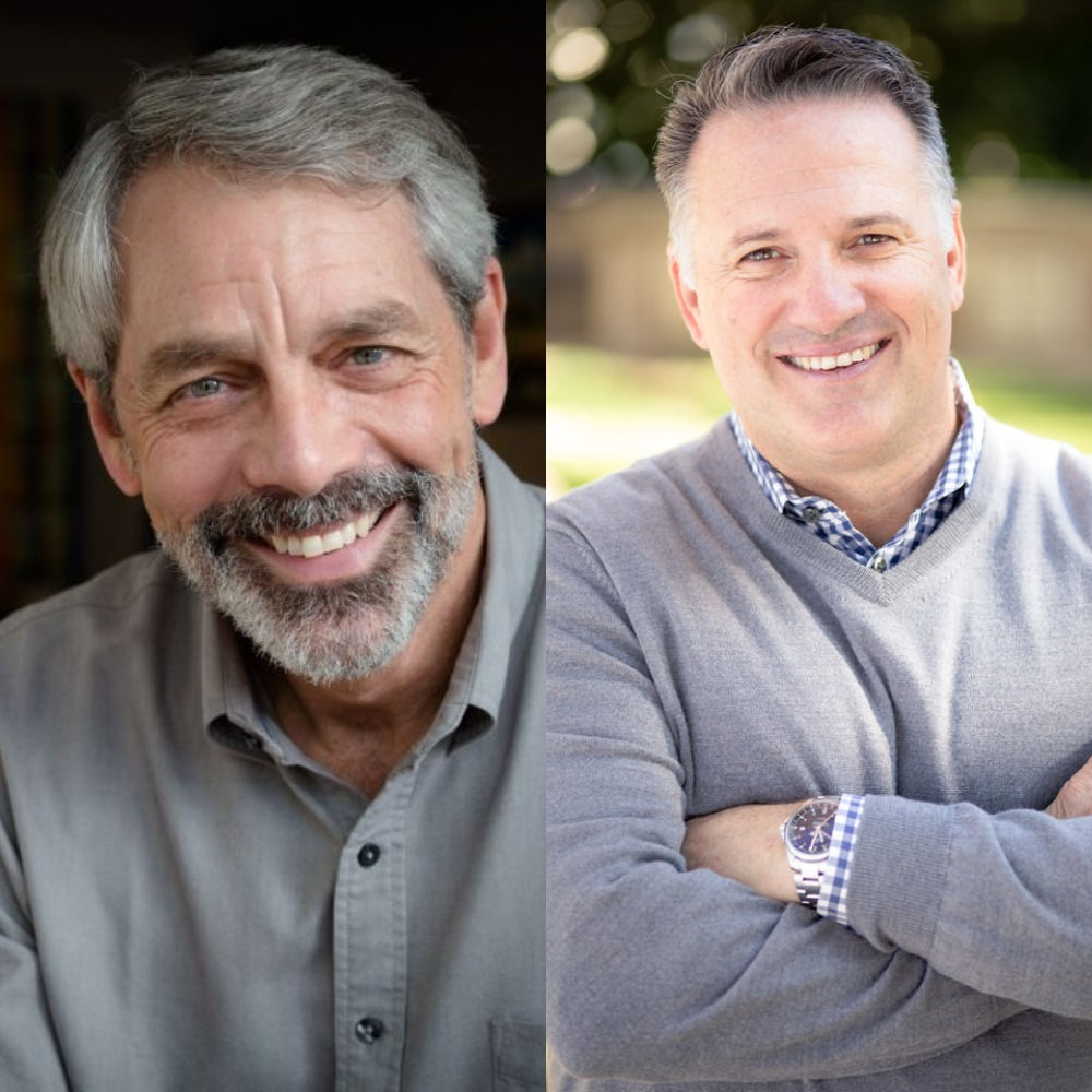 Dave Evans and Tod Bolsinger