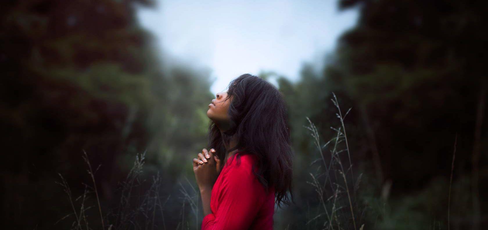 Re-imagining Prayer